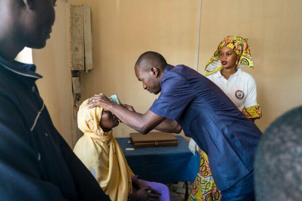 Mobile Health Clinic Mali Checkup 3