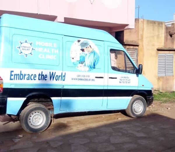 mobile cataract clinic