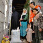 Food Support in Yemen