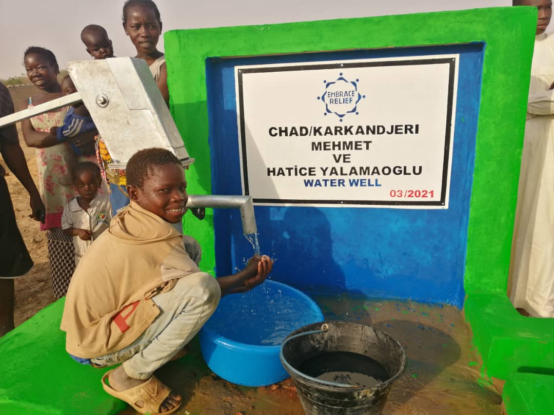 Embrace Relief Clean Water