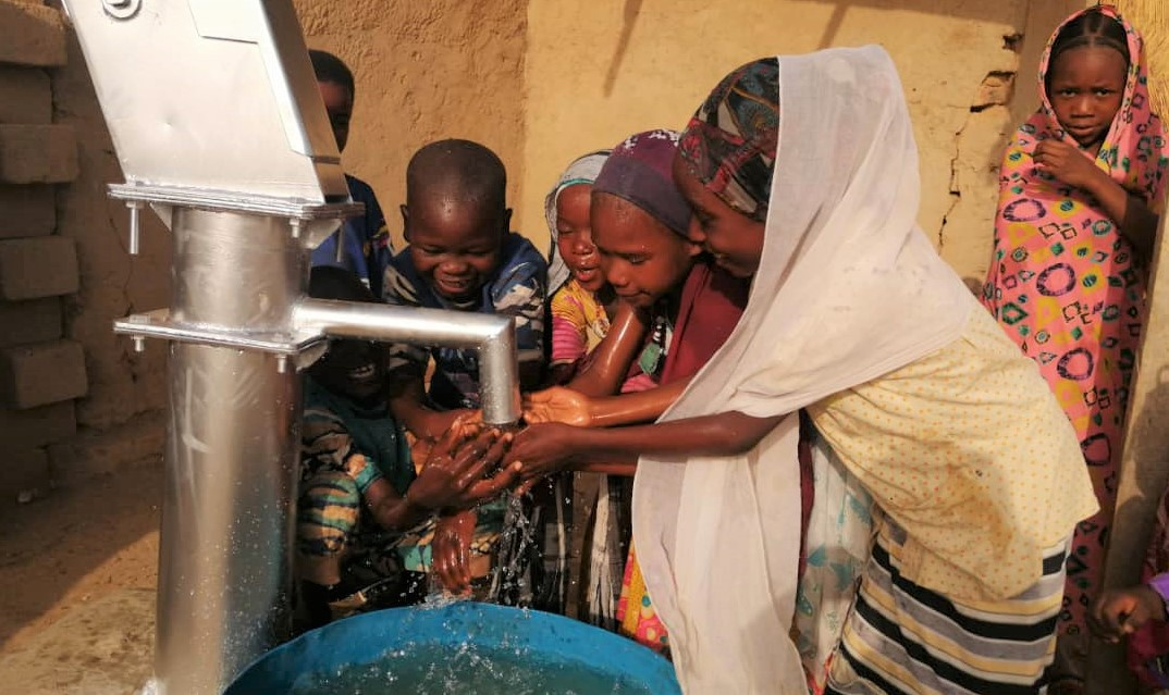 Embrace Relief Water Well