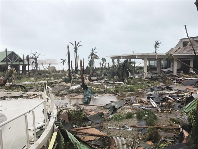 Hurricane Irma Disaster