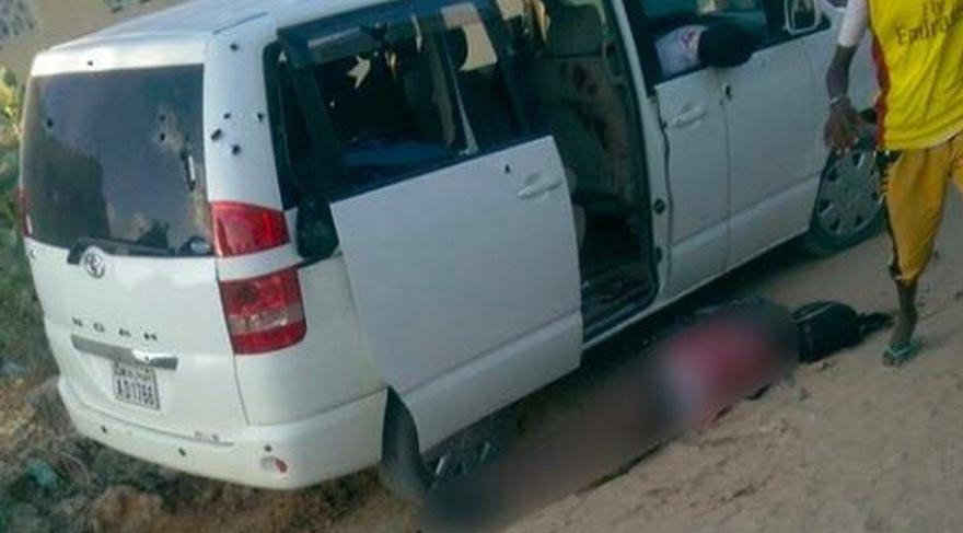 Somalie Terrorist Attack