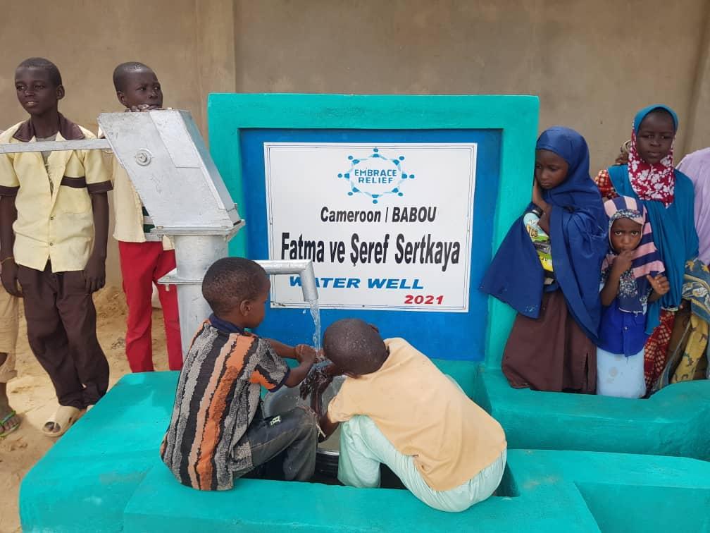Fatma and seref Senkaya Water Well1