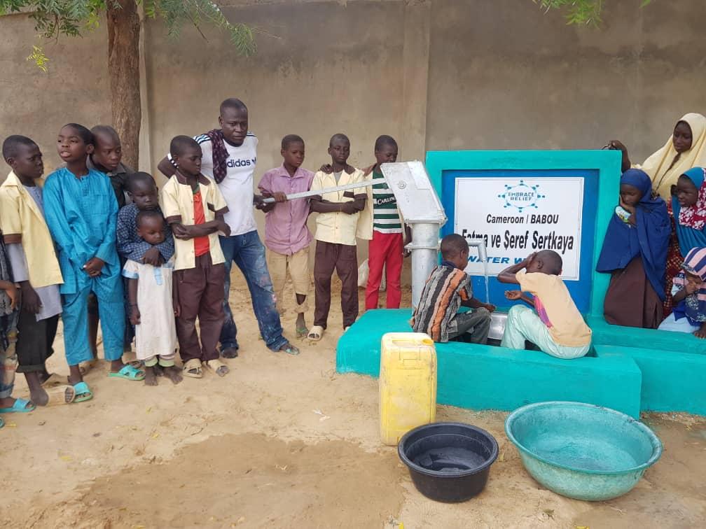 Fatma and seref Senkaya Water Well10