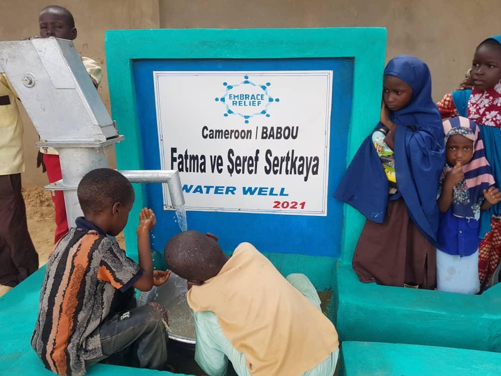Fatma and seref Senkaya Water Well11