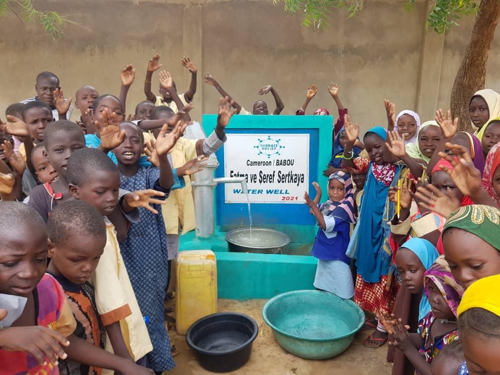 Fatma and seref Senkaya Water Well3