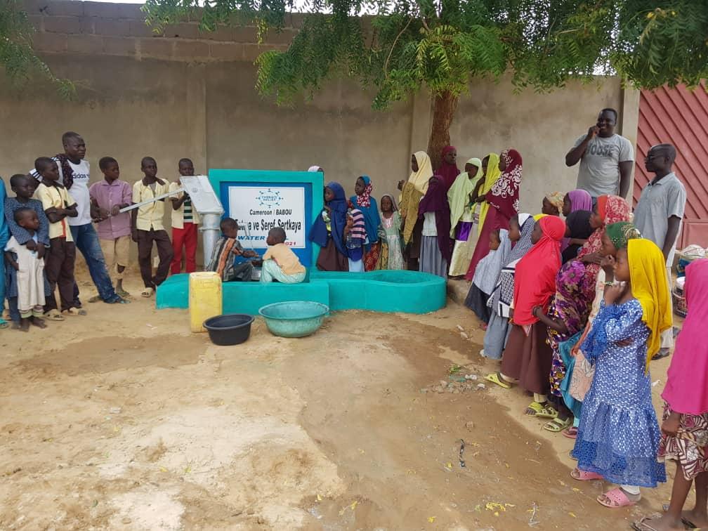 Fatma and seref Senkaya Water Well4