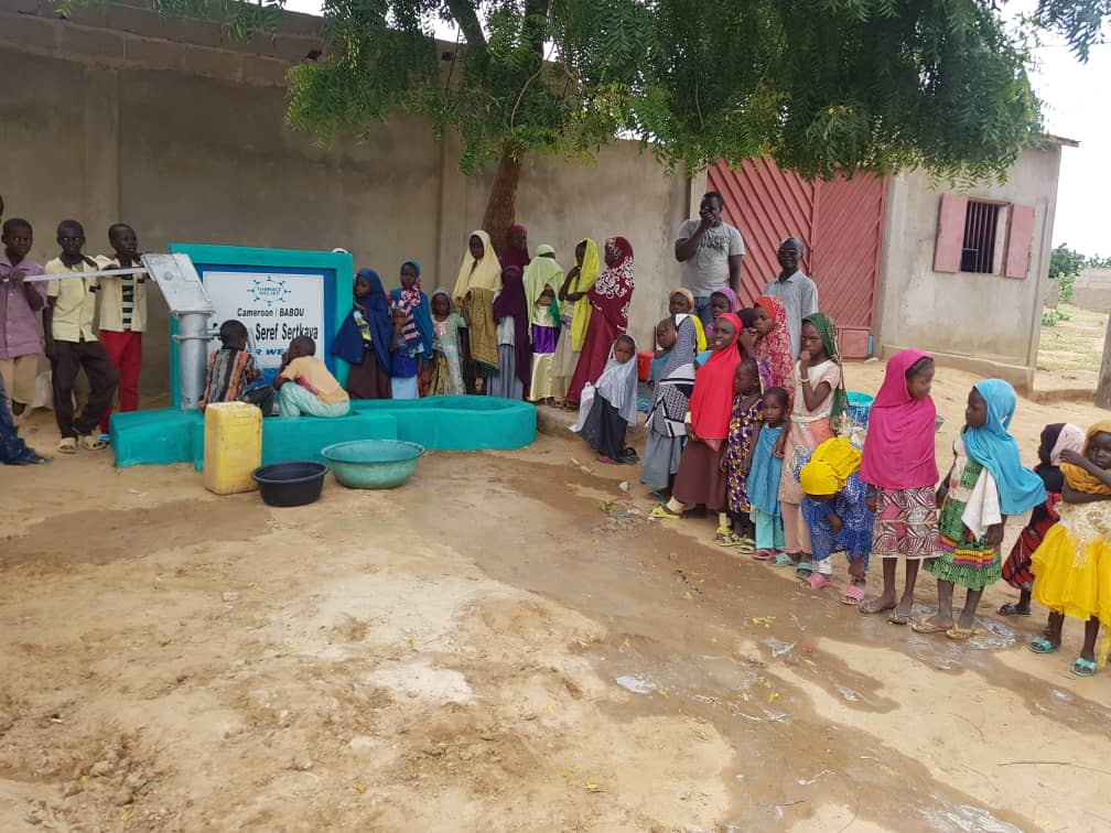 Fatma and seref Senkaya Water Well5