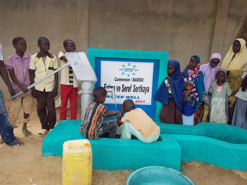 Fatma and seref Senkaya Water Well6