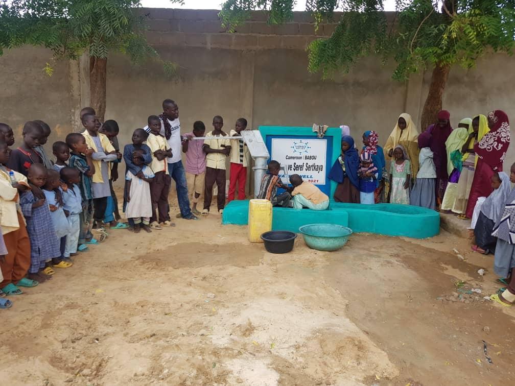 Fatma and seref Senkaya Water Well7