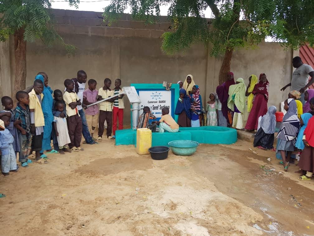 Fatma and seref Senkaya Water Well8