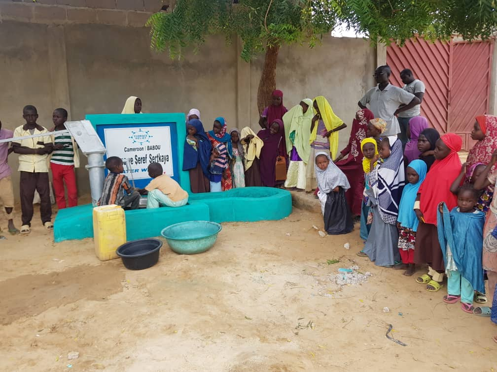 Fatma and seref Senkaya Water Well9