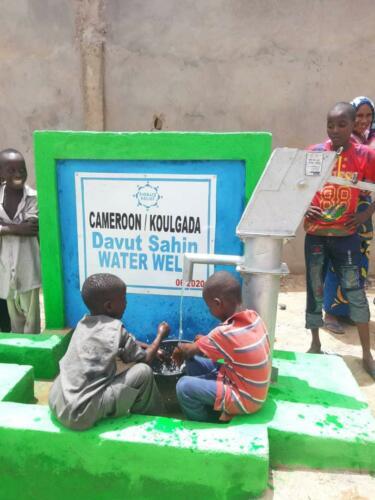 Davut Sahin Water Well 8