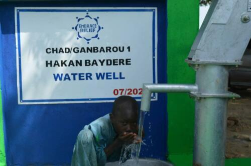 HAKAN BAYDERE WATER WELL 1