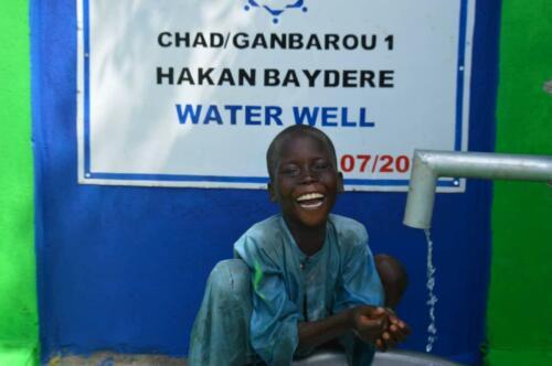 HAKAN BAYDERE WATER WELL 6