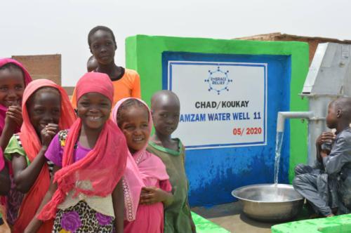 Zam Zam Water Well 11